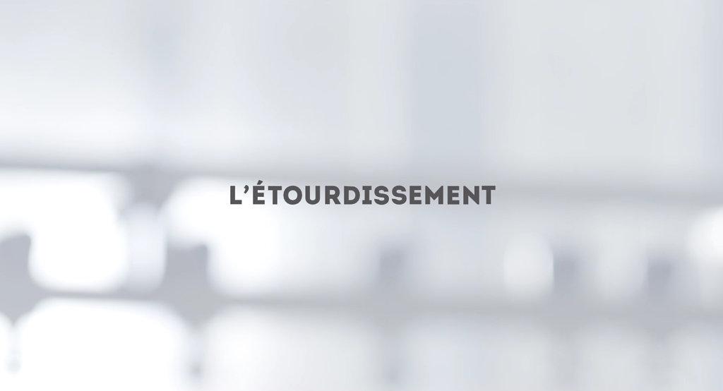 L'ÉTOURDISSEMENT